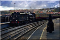 NZ8910 : The Goth Express arriving at Whitby by Andy Stephenson