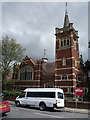 TQ2892 : New Southgate and Friern Barnet Christ Church by JThomas
