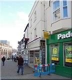 SU6351 : Looking down Wote Street by Sandy B