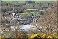 NT4935 : Galashiels from Blaikie's Hill by Jim Barton