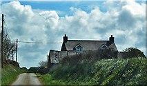 SM8331 : Bickny Near Penparc by Deborah Tilley