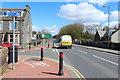 NX0660 : London Road, Stranraer by Billy McCrorie