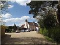 TM1251 : Sorrel Horse Inn, Barham by Geographer