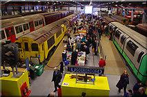 TQ1979 : London Transport Museum Depot by Ian Taylor