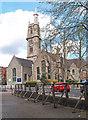 TQ2885 : St Martin's Church, Gospel Oak by Julian Osley