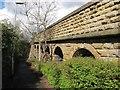 SE3131 : Approach to Balm Road railway bridge by Stephen Craven