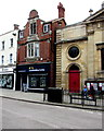 SO8318 : Leeds Building Society Gloucester branch by Jaggery