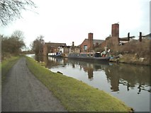 SO9186 : Canal Scene by Gordon Griffiths