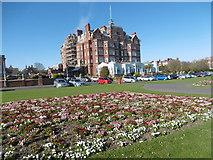 TR2135 : The Grand Hotel across The Leas, Folkestone by Marathon