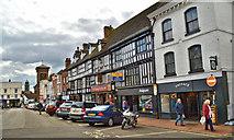 SO7193 : High Street, Bridgnorth by Philip Pankhurst