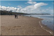 NZ8911 : West Beach, Whitby, Yorkshire by Christine Matthews