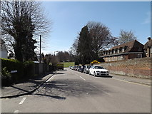 TL1314 : Arden Grove, Harpenden by Adrian Cable