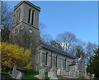 SO2160 : Church of St Mary, Radnor by Alan Murray-Rust