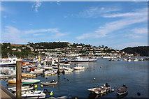 SX8851 : Dartmouth, Dart Harbour (2) by Chris' Buet