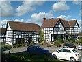 SO3958 : The New Inn, Pembridge by Alan Murray-Rust