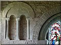 SO6369 : Church of St Michael, Knighton-on-Teme by Alan Murray-Rust