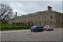 SX4653 : Royal William Victualling Yard - New cooperage by N Chadwick