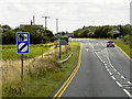 TF0247 : A17 near to North Rauceby by David Dixon