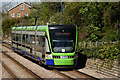 TQ2768 : Tramlink by Peter Trimming