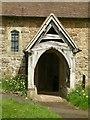 SO5874 : Church of St John the Baptist, Hope Bagot by Alan Murray-Rust