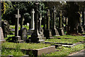 TQ2578 : Brompton Cemetery by Peter Trimming