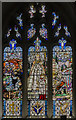 SK5804 : St Dunstan window, Leicester Cathedral by Julian P Guffogg