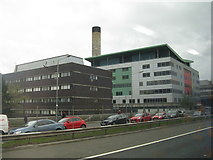 NS6065 : Glasgow Royal Infirmary by M J Richardson
