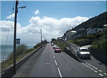 J3829 : The junction of Widow's Row and the A2 (Kilkeel Road) by Eric Jones