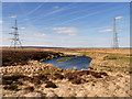 SD9717 : Catch Basin, Rishworth Drain by David Dixon