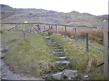 NY4008 : Footpath to St Raven's Edge by Richard Vince