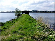 H5776 : Causeway, Loughmacrory by Kenneth  Allen