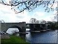SO2547 : Whitney Bridge by Graham Hogg