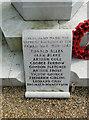 TG0324 : World War Two Memorial at Foulsham by Adrian S Pye