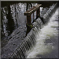 SD5384 : Weir on Peasey Beck by Ian Taylor