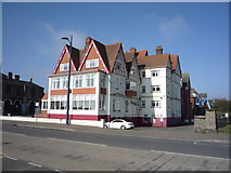 TG5307 : The Marine Lodge Hotel, Great Yarmouth by JThomas