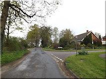 TM1551 : Church Lane, Henley by Geographer