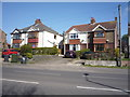 TG5104 : Houses on Beccles Road (A143) by JThomas