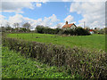 TL9794 : Lower Stow Bedon by Hugh Venables