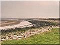 SD2901 : Alt Estuary, Brick Beach by David Dixon