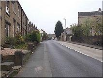 SE1115 : Cowlersley Lane - Manchester Road by Betty Longbottom