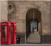 SJ8397 : Town Hall by Peter McDermott