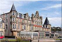 NM8530 : Alexandra Hotel, Oban - May 2016 by The Carlisle Kid