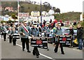 SH7882 : Newtown Youth Marching Corps by Gerald England