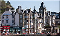 NM8529 : Caledonian Hotel, Oban - May 2016 by The Carlisle Kid