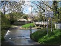 SE3170 : Ford across the River Skell by Stephen Craven