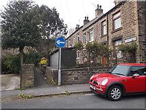 SE1115 : Francis Avenue - Francis Street by Betty Longbottom