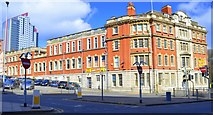SE3034 : Centenary House, North Street, Leeds by Mark Stevenson