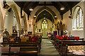 TA0401 : Interior, All Hallows church, North Kelsey by Julian P Guffogg