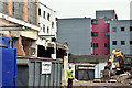 J3374 : Nos 81-107 York Street (demolition), Belfast - May 2016(2) by Albert Bridge