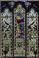 TA0705 : East window,  St Nicholas' church, Searby cum Owmby by Julian P Guffogg